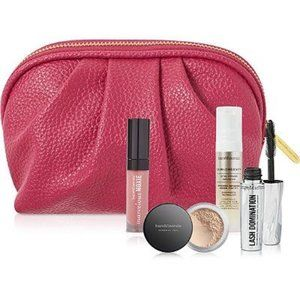 BareMinerals Gorgeous All The Way Pin Make Up Case